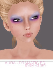 Aura Dramatic Ed. - Evening Sky Makeup