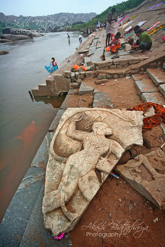 Tungabhadra River Side | Hampi