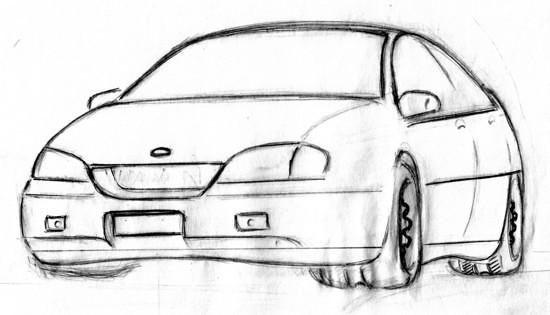 Opel Omega (1996)