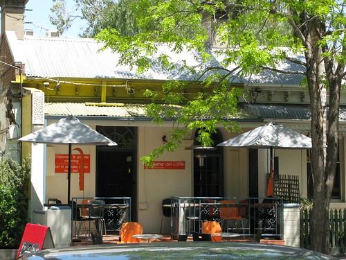 La Cusina Del Caffe in South Melbourne