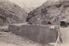 In the ali musjia gorge, khyber pass