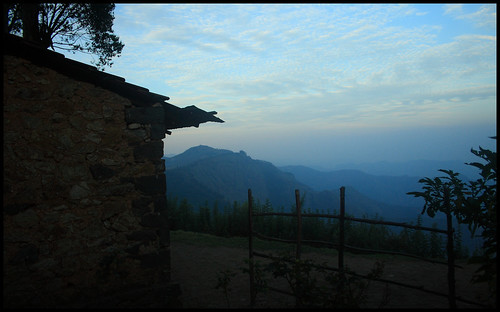 Kodaikanal Sunset View