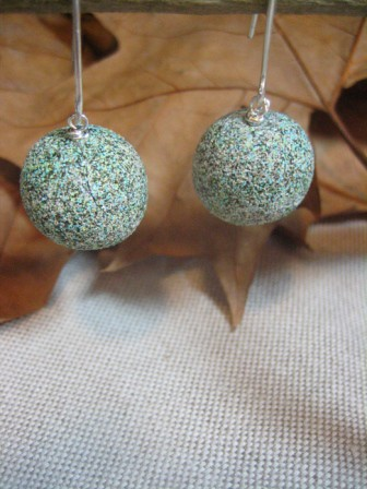 Terra Lunna Earrings pebbles 0304 2010 - 1