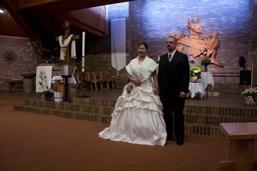 Jane and Ryan's wedding