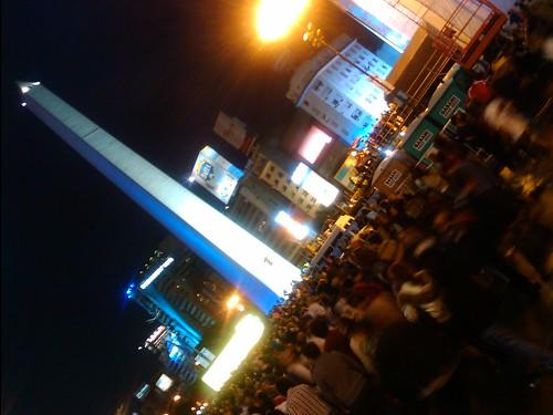 El Obelisco de fiesta (by nscap)