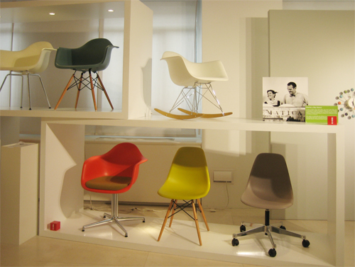 Vitra showroom Madrid
