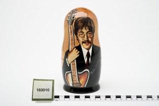 Beatles Russian Doll Belonging to Jo Brand