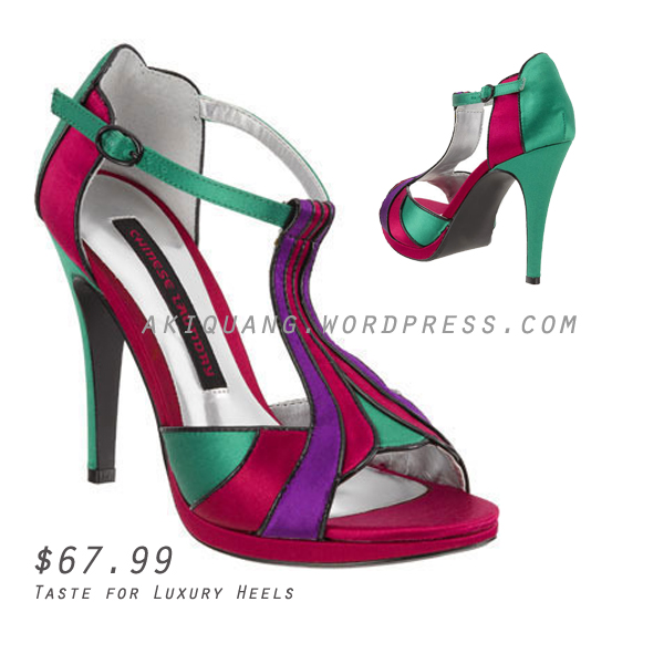 Taste for Luxury Heels