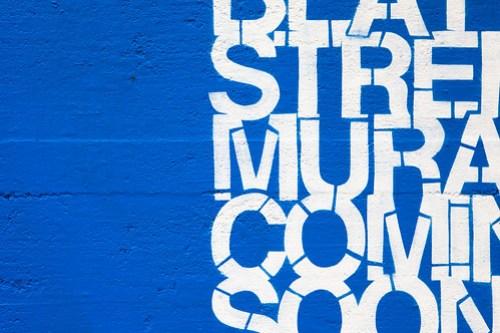 Beatty Street Mural Coming Soon
