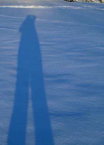 Snowshoeing!