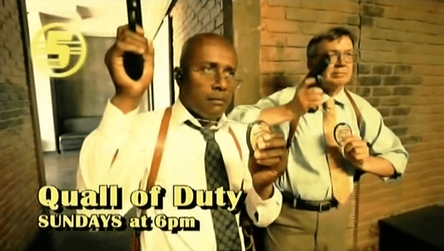 Quall of Duty