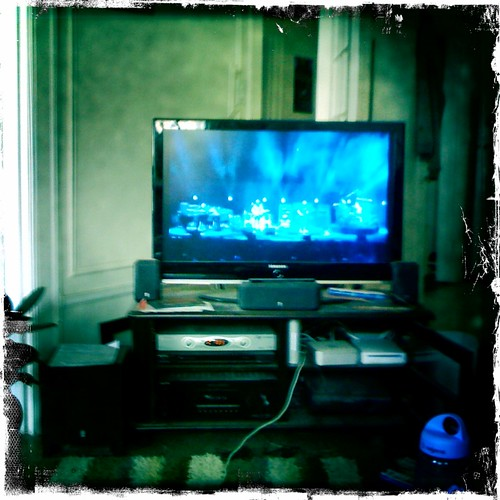 Phish in my living room
