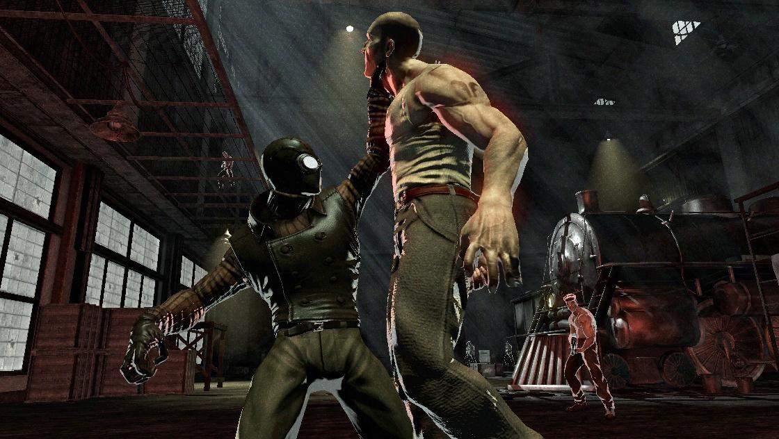 Spider Man Shattered Dimension Meristation Consolas