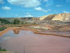 La recuperación de las minas