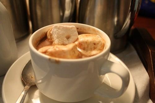 Omni Shoreham - Fresh Hot Chocolate
