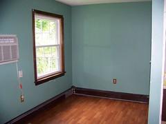 Old Bedroom Nook