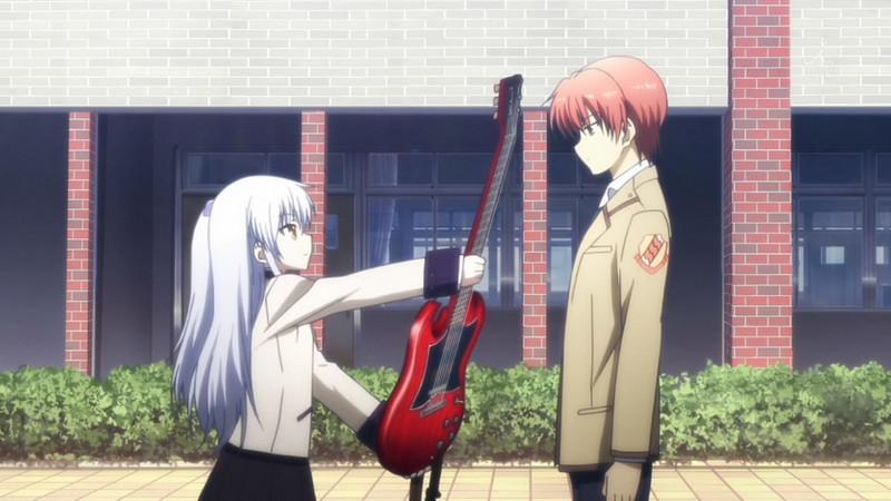 Angel Beats! Episode 10 - 06