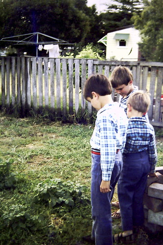 The Brothers - David, Kevin and Stephen