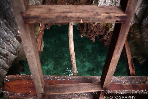 Twin Lagoon stair
