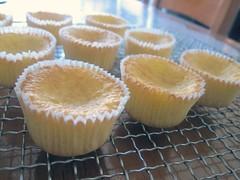 crater cupcakes!