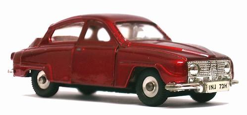 Dinky Saab