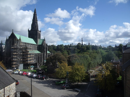 20090920 Glasgow 07 St Mungo Museum of Religious Life and Art 175 Cathedral View
