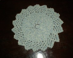 Lacy Round Cloth