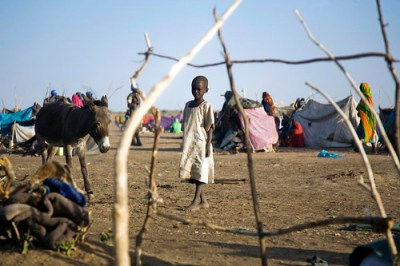 Displaced Sudanese Face Harsh Conditions