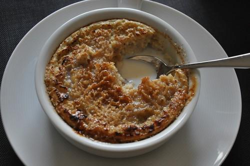 Bruleed Baked Oatmeal