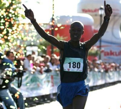 Julius Keter Medio Maraton Zapopan 2010