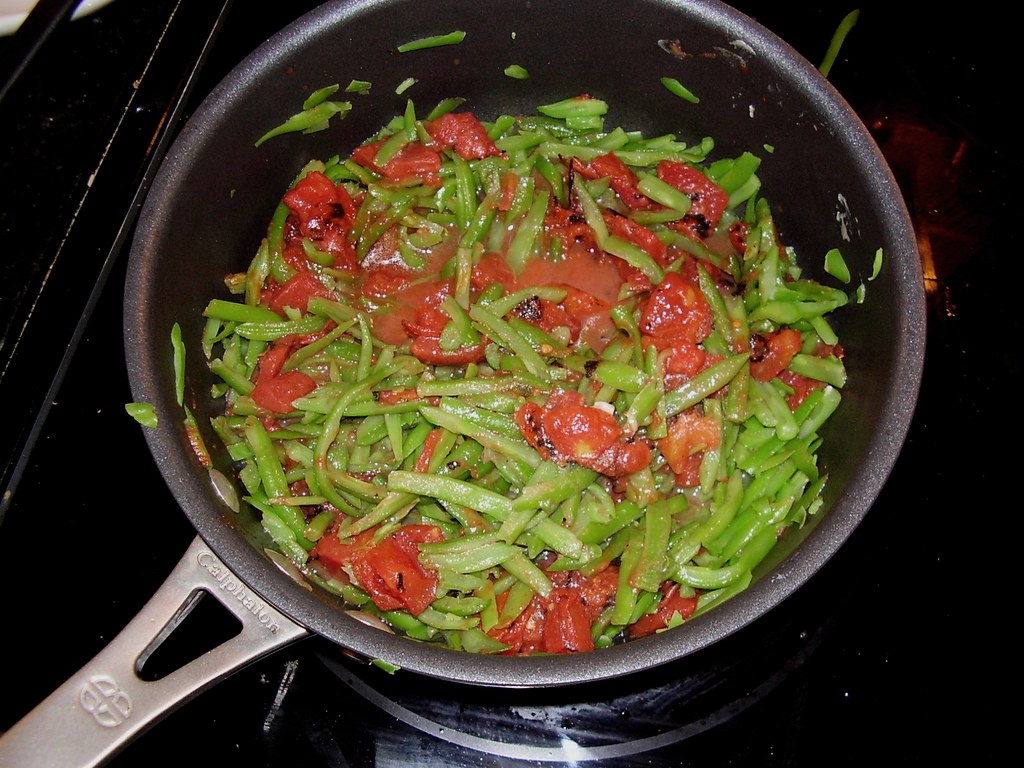 Tomato Green Bean Cass1