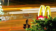 Nunca feche o McDonald's