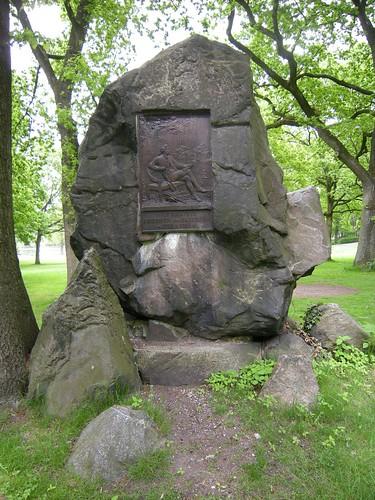 Denkmal Friedrich von Hagedorn