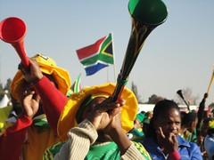 Let's hear it for Bafana Bafana!