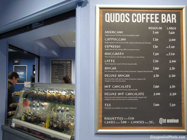 Qudos Coffee Bar