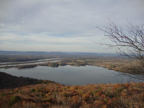 Gorham's Bluff, Pisgah AL