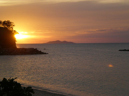Image of sunset at Canyon Cove, Nasugbu