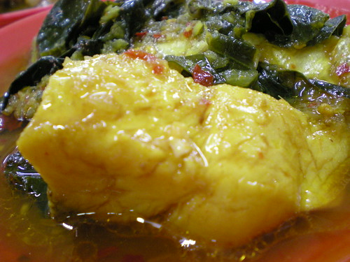 Myamarese cuisine - fish 2