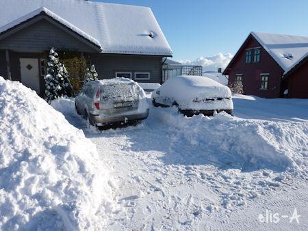 temmelig uvanlig vinter 2