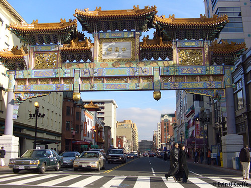 Gate of Friendship, Chinatown, D.C.