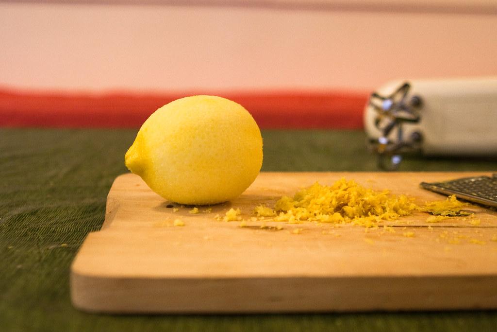 Lemon Zest... Mmmm