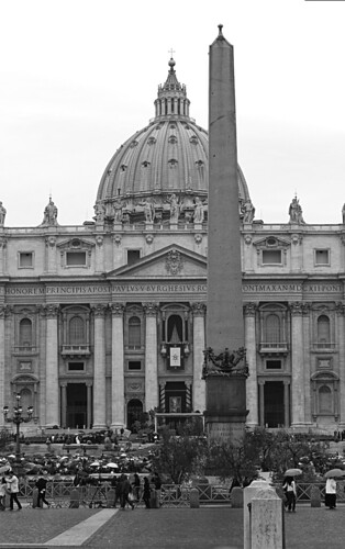 St Peter's Basilica, Rome, Mass, Easter, Church, Vatican