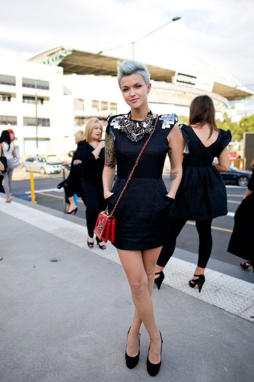 Ruby Rose - LMFF