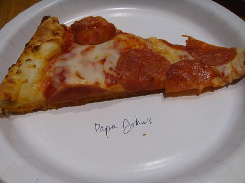 RPI Pizza Fest 2010 - Papa John's