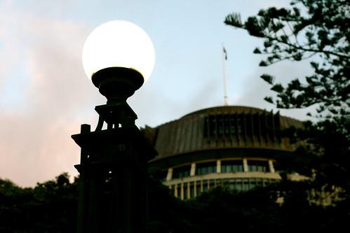 Wednesday: Early Wellington Mornings