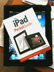 It's a Book! iPad Pocket Guide, by Jeff Carlson
