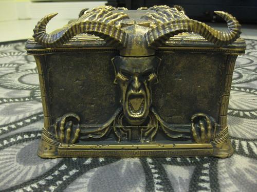 Evil Box Before