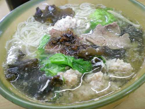 Mei Le's minced meat mihun soup 1