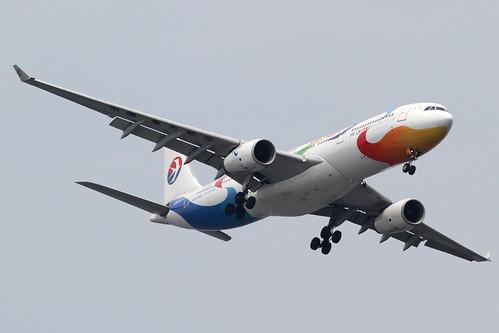 China Eastern A330-300(B-6127)