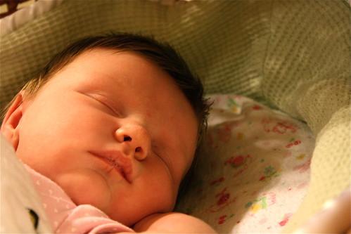 Blythe Sleeping